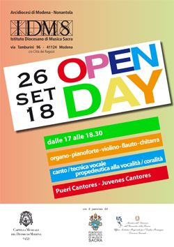 Open Day IDMS
